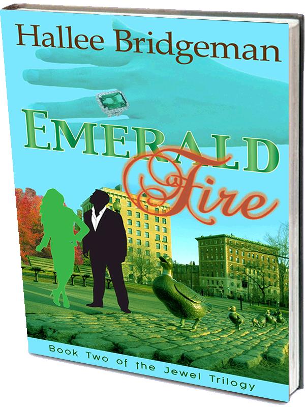 Emerald Fire, The Jewel Trilogy Vol 2