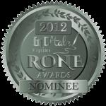 2012 RONE Award Nominee