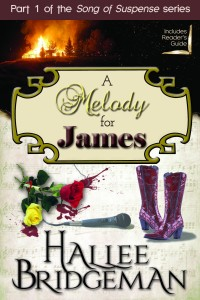 A Melody for James: Part 1 in the Song of Suspense series