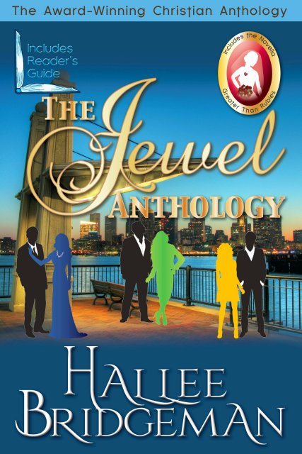 The Jewel Anthology re-branded Cover