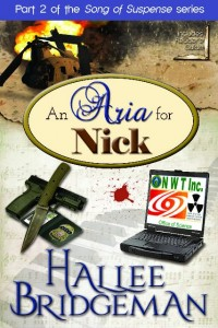 An Aria for Nick: book 2 in the Song of Suspense series