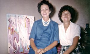 "Jacqueline and Eileen ""Didi"" Nearne"